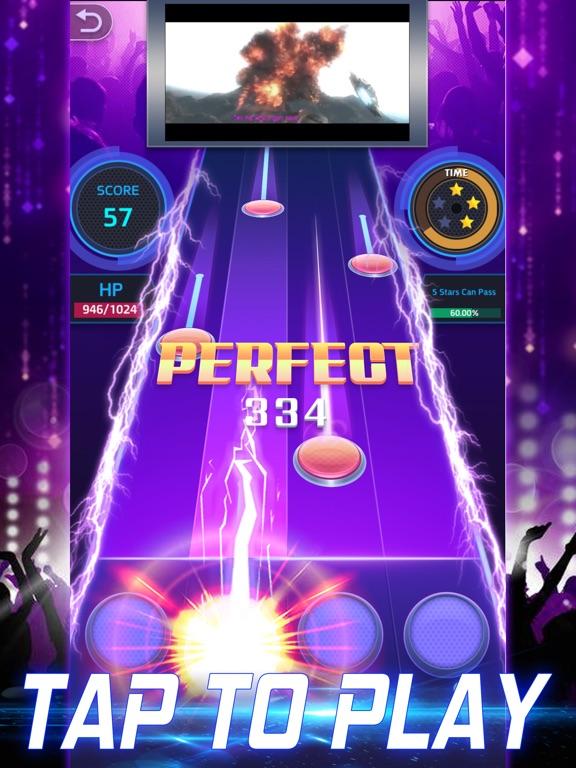 Tap Tap Music-Pop Songs screenshot 8