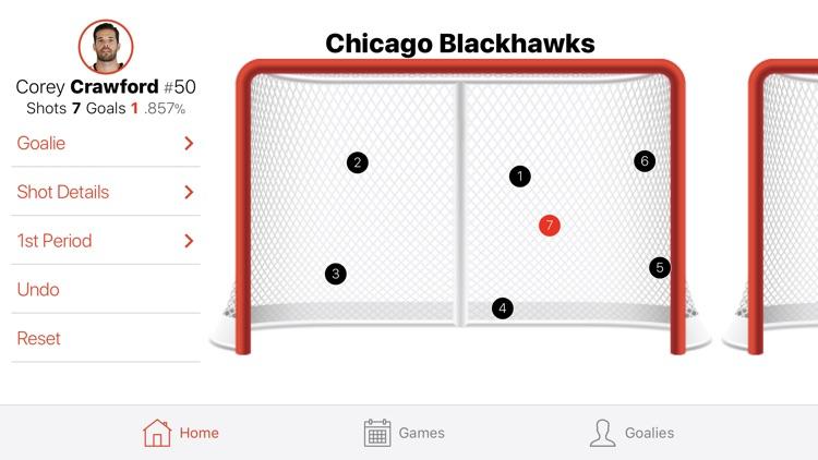 Shot On Goal screenshot-0