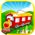 A Baby Train -  Role Play Game icon