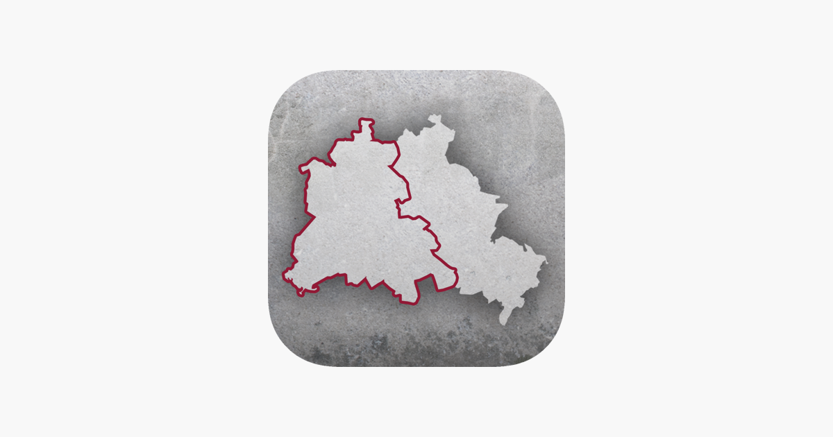 the berlin wall on the app store. Black Bedroom Furniture Sets. Home Design Ideas