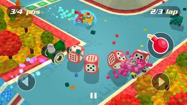 Blocks Racing screenshot-0