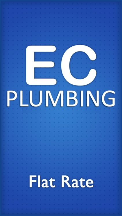 EC Plumbing Flat Rate Pricing screenshot-0
