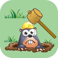 Whack Crazy Mole on the App Store