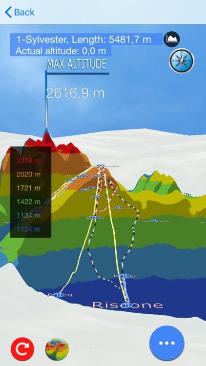 3DSkiTracks - Switzerland screenshot-5