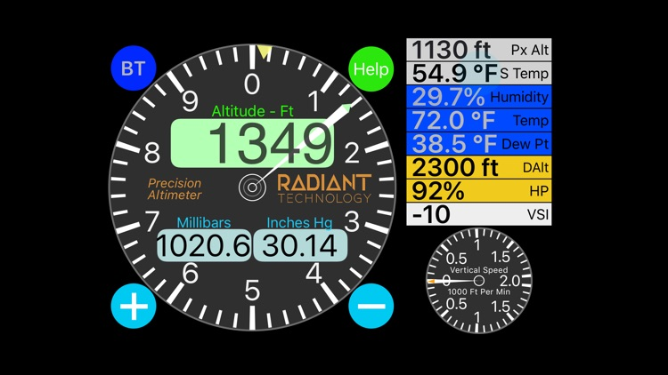 Precision Altimeter screenshot-0