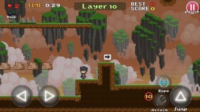 Dive to Abyss screenshot four