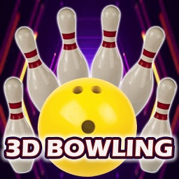 3d Bowling King Strike