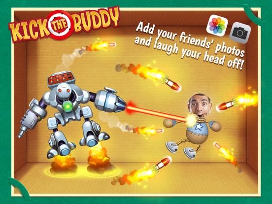 Kick the Buddy (Ad Free) screenshot 8