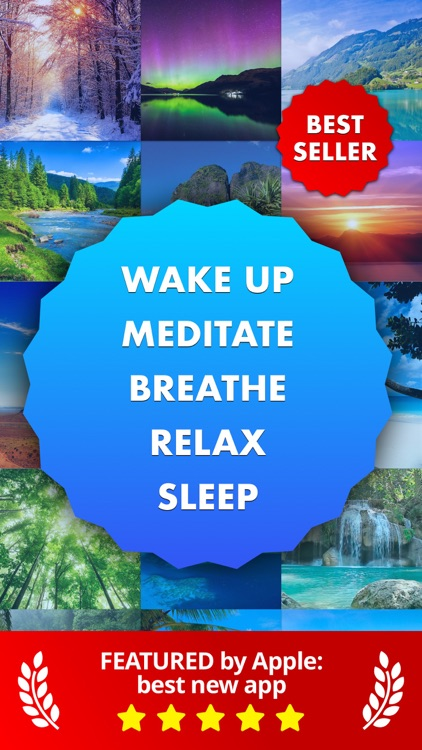 Zen Mind:Meditate,Relax,Sleep