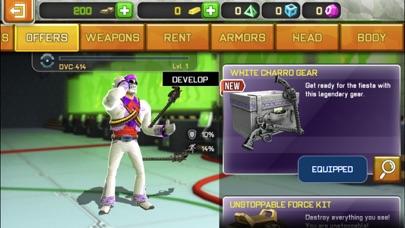 サバイバルヒーロー: オンラインシューティングFPS 3Dスクリーンショット8