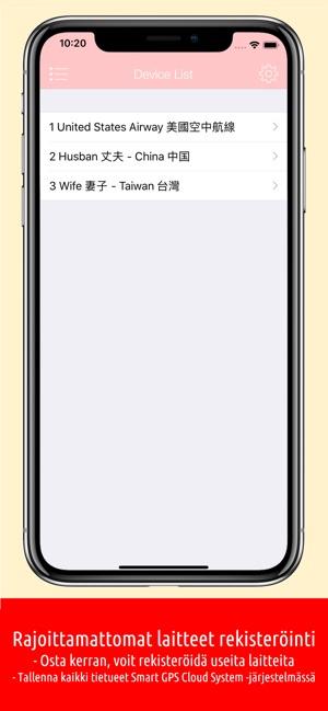 GPS Tracker 365 Manager App Storessa