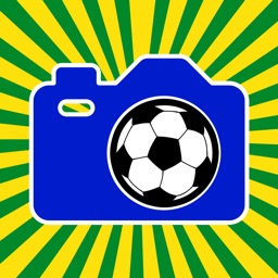 World Soccer App - Overlay Photo Editor for Brasil  Cup Fans