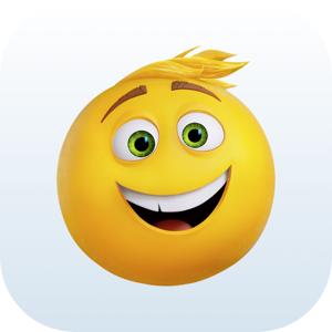 The Emoji Movie Stickers Entertainment app
