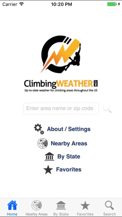 Climbing Weather screenshot-0