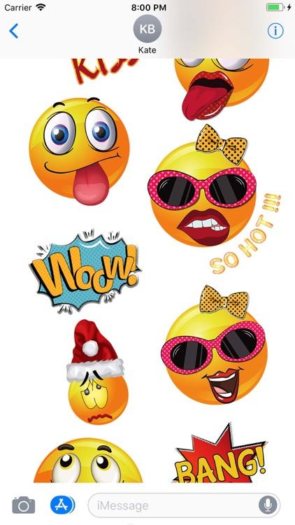 Adult Flirty Emoji