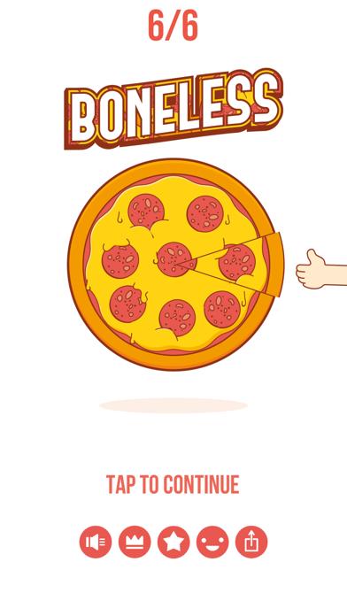 Boneless Pizza screenshot 1