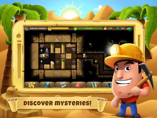 Diggy's Adventure для iPad