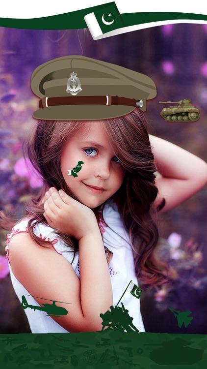 Pakistan Flag DP