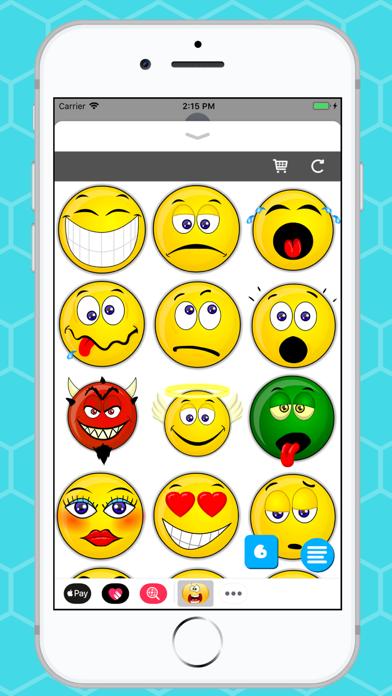Best Emoji Sticker Packs! by Ogre Stickers (iOS, United