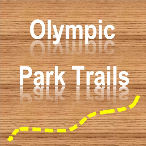 Olympic NP Hiking Trails GPS