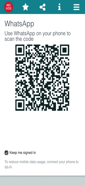Whatscan For Whatsweb On The App Store