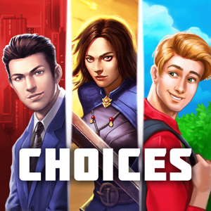 Choices: Stories You Play Games app