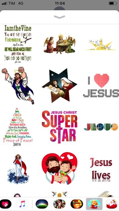 Bible Messages - Sticker Pack screenshot 3