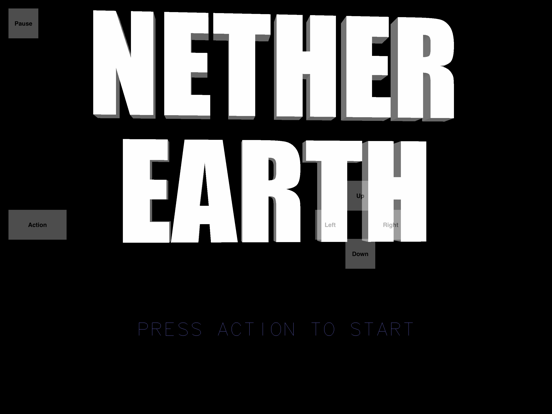 Nether Earth на iPad