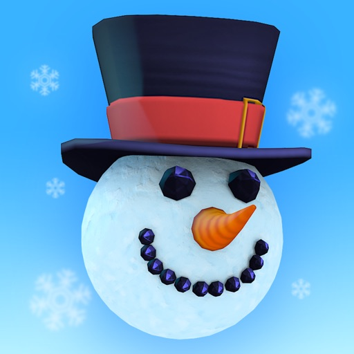 Snowman 3D
