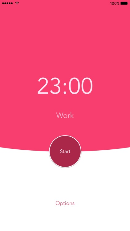 Power Focus - Work Break Timer