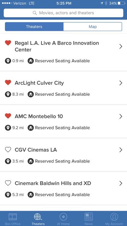 Flixster - Showtimes + Tickets screenshot-4
