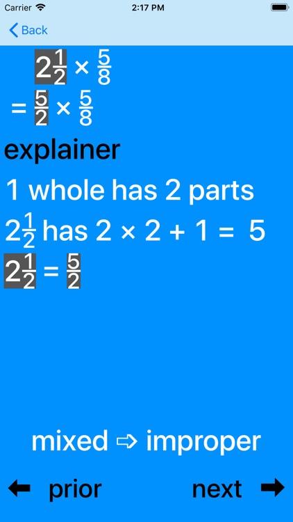 BasicFrac Fractions screenshot-6
