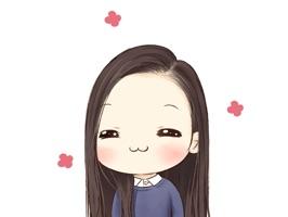 Miss Bo is a cute girl