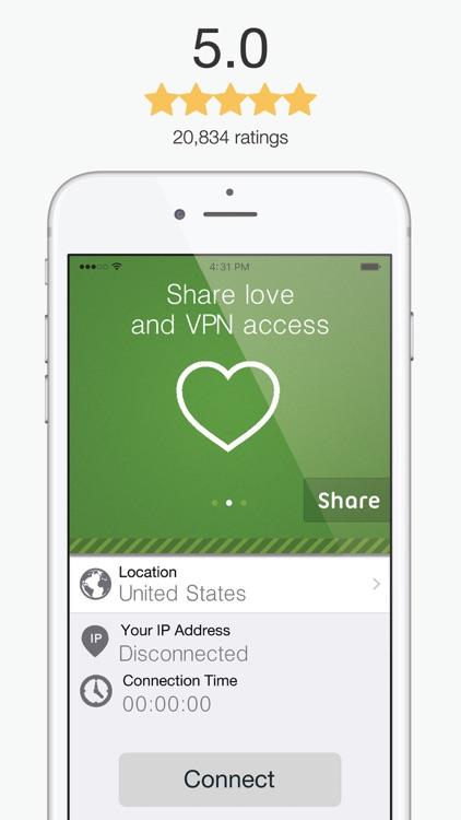 VPN Proxy by Seed4.Me VPN screenshot-0