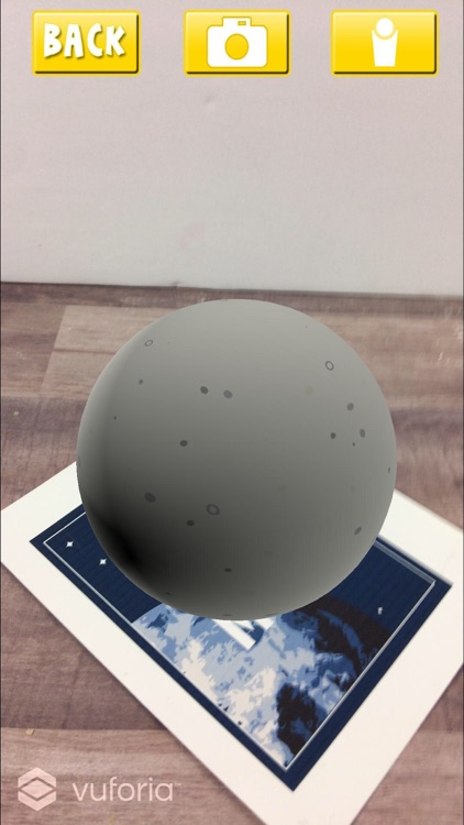 AR Flashcards Space screenshot-3