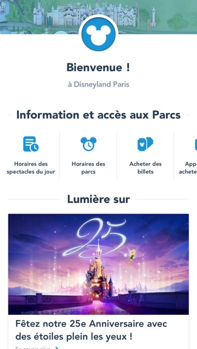 download Disneyland® Paris apps 4