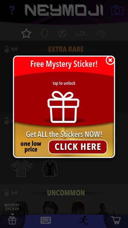 Neymoji - Official Neymar Stickers screenshot-3