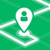 ロケーショントラッカー:GPSとフレンドフ...