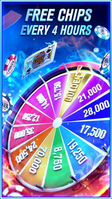 WSOP - Texas Holdem Poker Game 5.10.0  IOS
