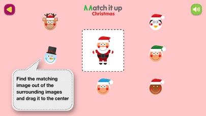 Match It Up - Christmas screenshot 3