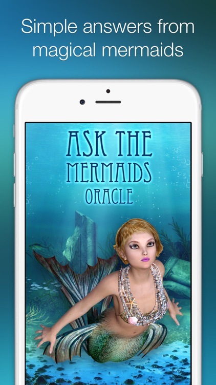 Ask the Mermaids Oracle Cards screenshot-4