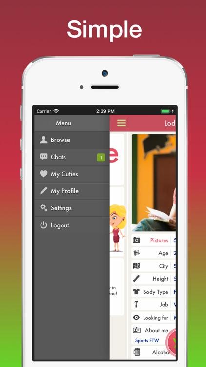 YoCutie - Dating App screenshot-3