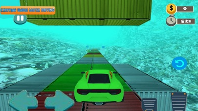 Screenshot for Driving Car UnderWarter 19 in Argentina App Store