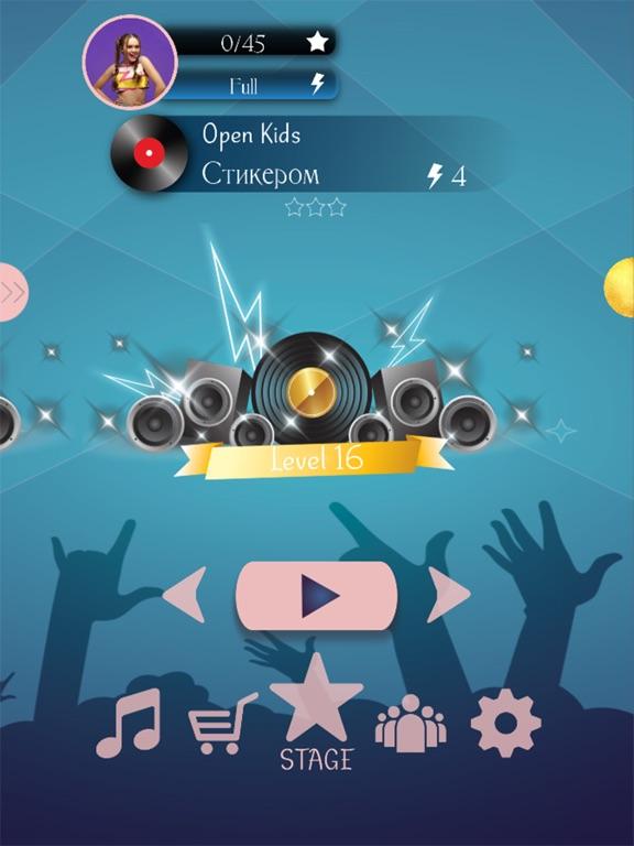 Open Kids на iPad