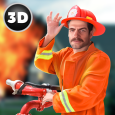 Activities of Firefighter - City Rescue Sim