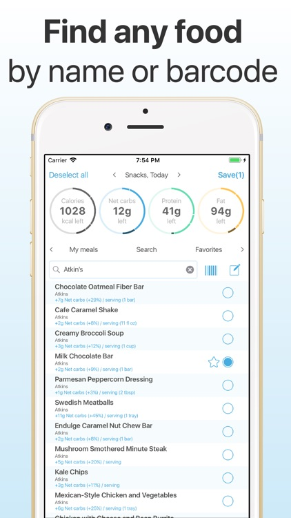 Keto.app - Keto Diet Tracker screenshot-1