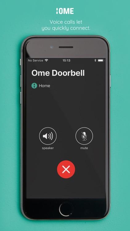 Ome Smart Doorbell
