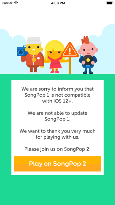 SongPop 1 for windows pc