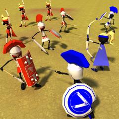 Battle of Rome : War Simulator