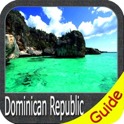 Dominican Republic charts GPS map Navigator